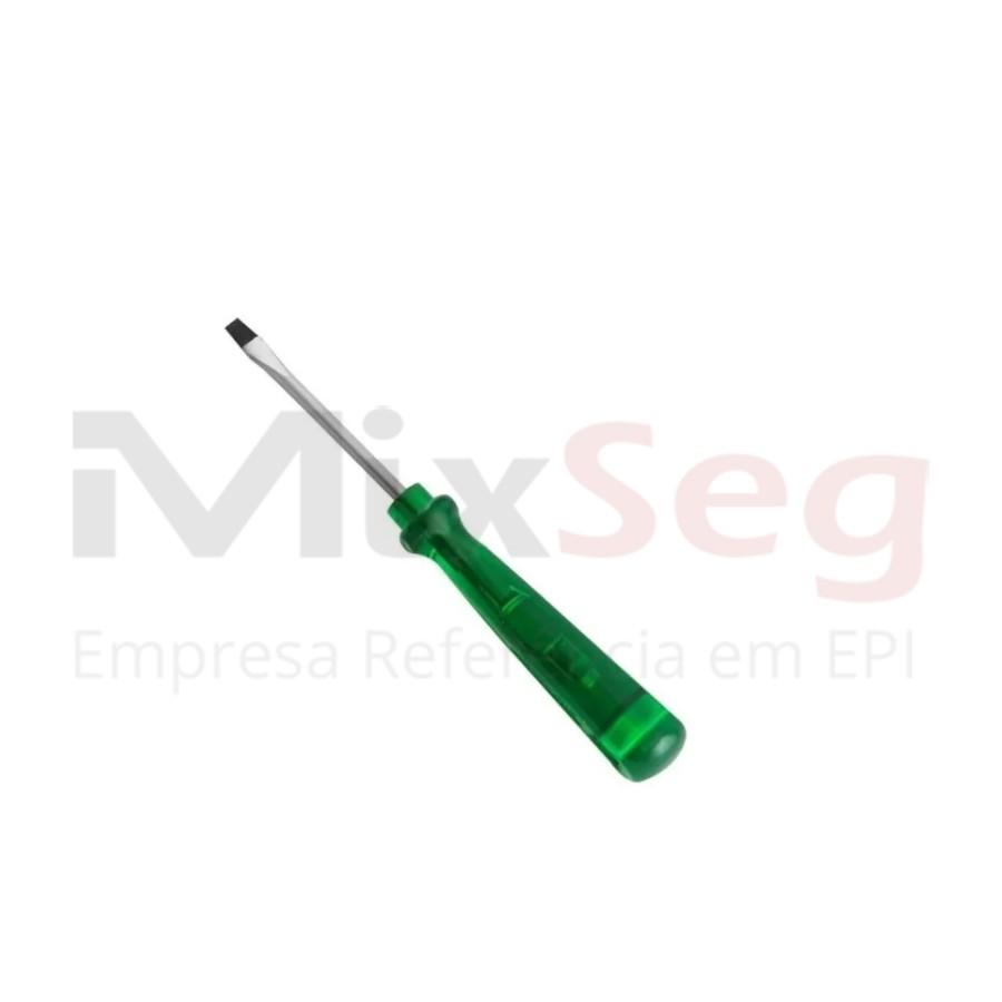 Chave de Fenda Magnética CV 3/16x5 Eda