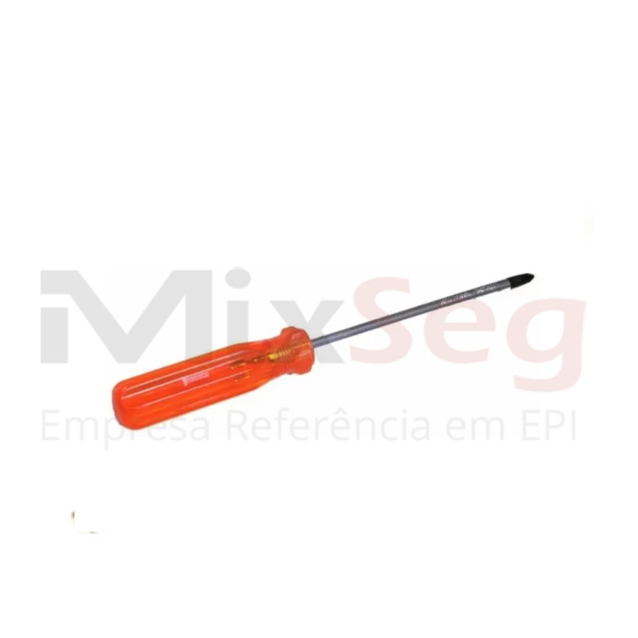 Chave Phillips Magnetica 1/4 X6 Jomarca