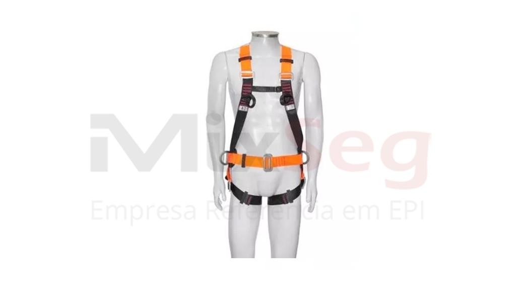 Cinto Paraquedista Abdominal Regulagem Total Mult-2010