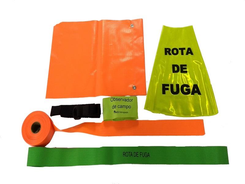 Kit Rota De Fuga - Mixseg