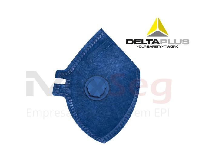 Mascara PFF2 Com Válvula Delta Plus