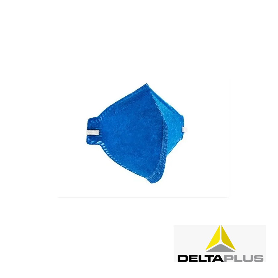 Máscara PFF2 Sem Válvula Delta Plus - Pacote com 10 unidades