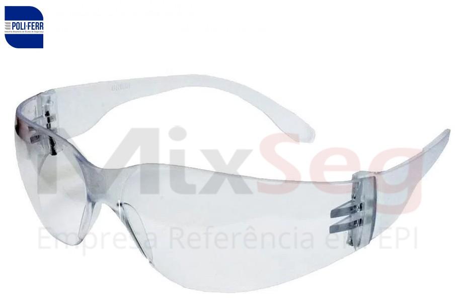 Oculos de Seguranca Wave Poli-Ferr