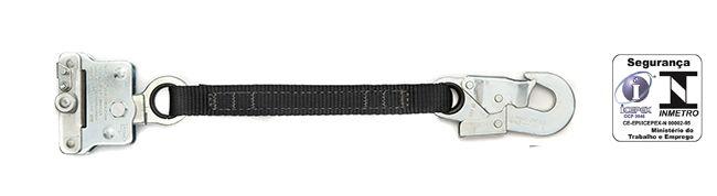 Trava Queda para Corda De 12mm Extensor Fita