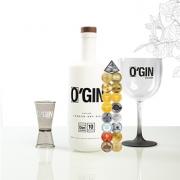 O'GIN London Dry + Taça e Dosador Gratis