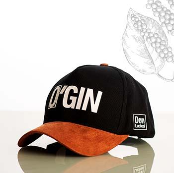Boné O'GIN Black