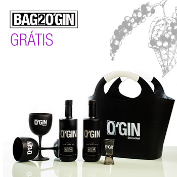 DOUBLE BLACK + BAG2GIN GRATIS