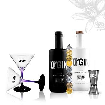 KIT O'GIN ROYALE GLASS
