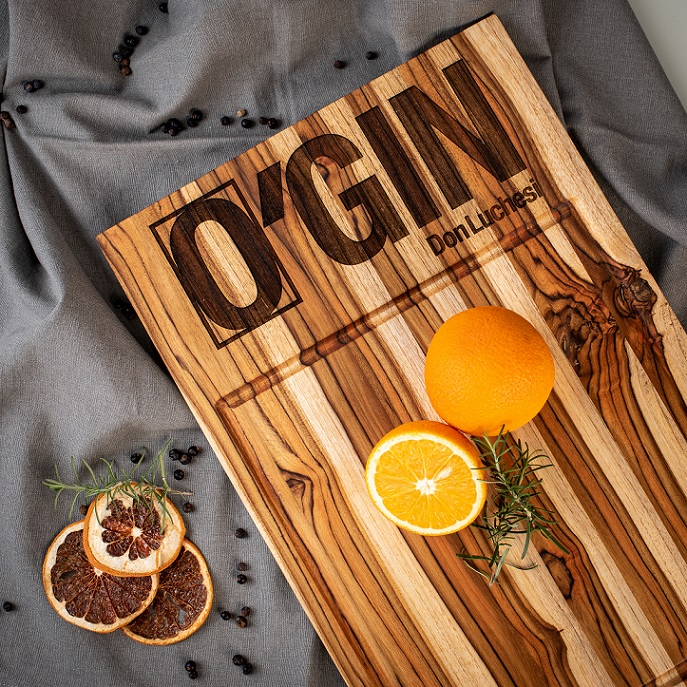 O'GIN TÁBUA GOURMET