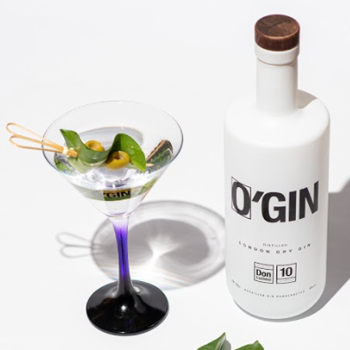 Royale Glass O'GIN