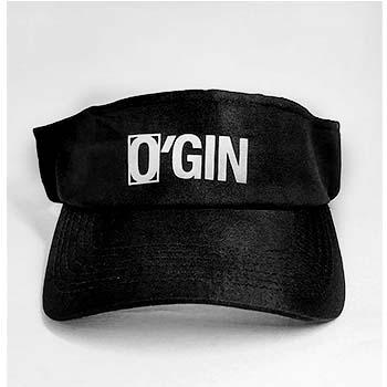 Viseira Preta O'Gin