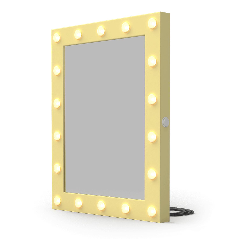 Espelho Camarim Retangular
