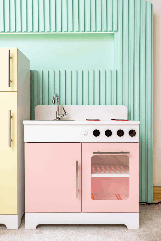 Mini Cozinha com Led