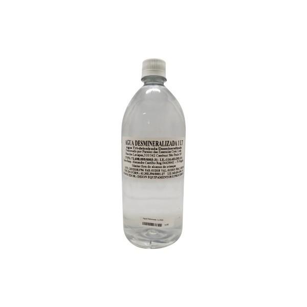 Agua Deionizada 1 LITRO