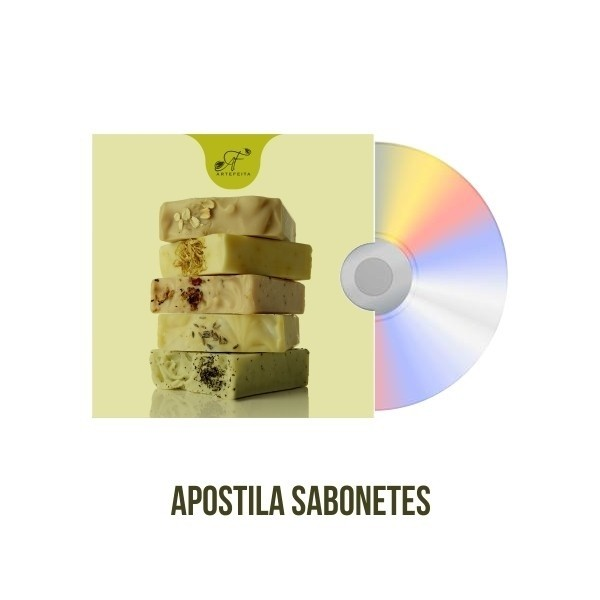 Apostila De Sabonetes I