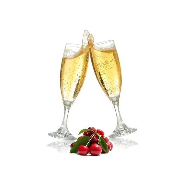 Essência Aroma Cereja com Champagne 100ml