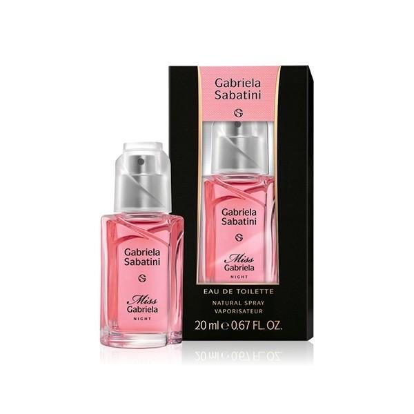 Essência Aroma Feminina Gaby (Direção Olfativa GABRIELA SABATINI) 50ml
