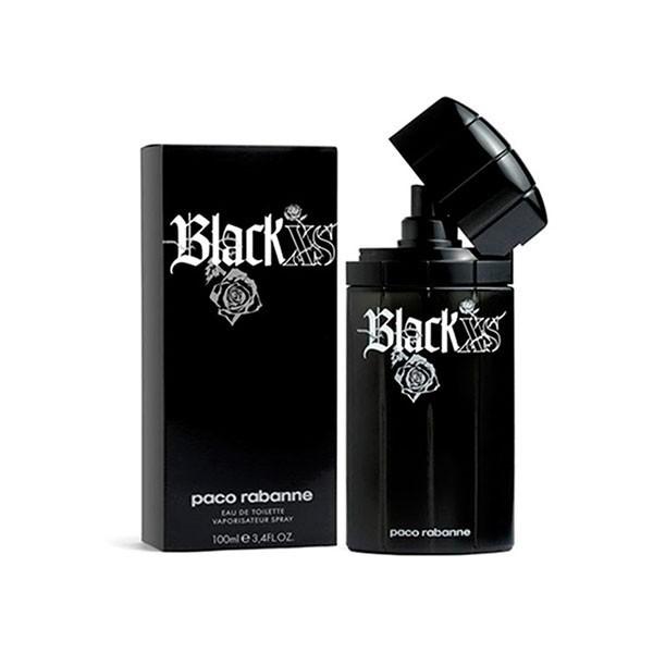 Essência Aroma Masculina Blaxs (Direção Olfativa BLACK XS HOMME PACO RABANNE) 50ml