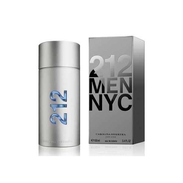 Essência Aroma Masculina CH 212 (Direção Olfativa 212 HOMME CAROLINA HERRERA) 50ml
