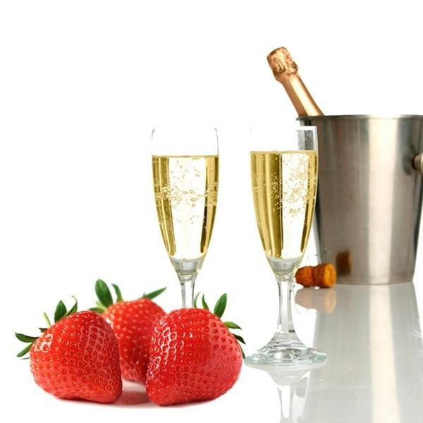 Essência Aroma Morango com Champagne (Direção Olfativa VICTORIA'S SECRET) 100ml