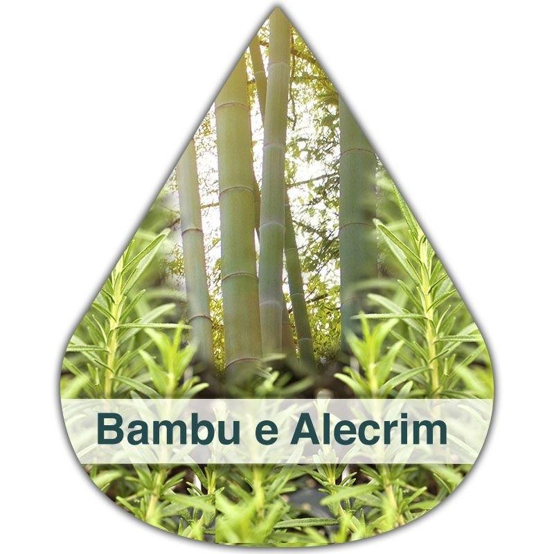 Essência Silver Aroma Bamboo e Alecrim DM