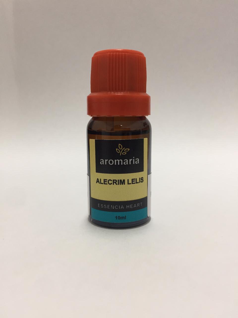 Essências Aromaria Heart Alecrim 10ml
