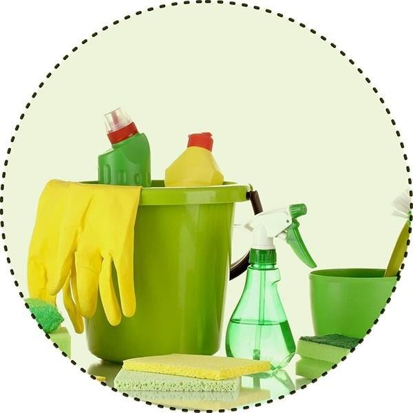 Kit Como Fazer Produtos de Limpeza