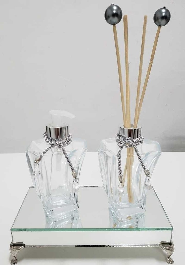 Kit Difusor Elegance Espelhado 250ml