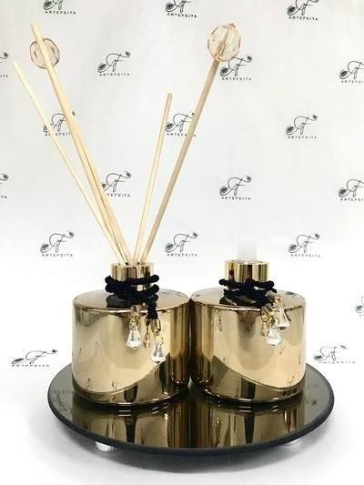 Kit Difusor Picolo 240ml + Sabonete Líquido
