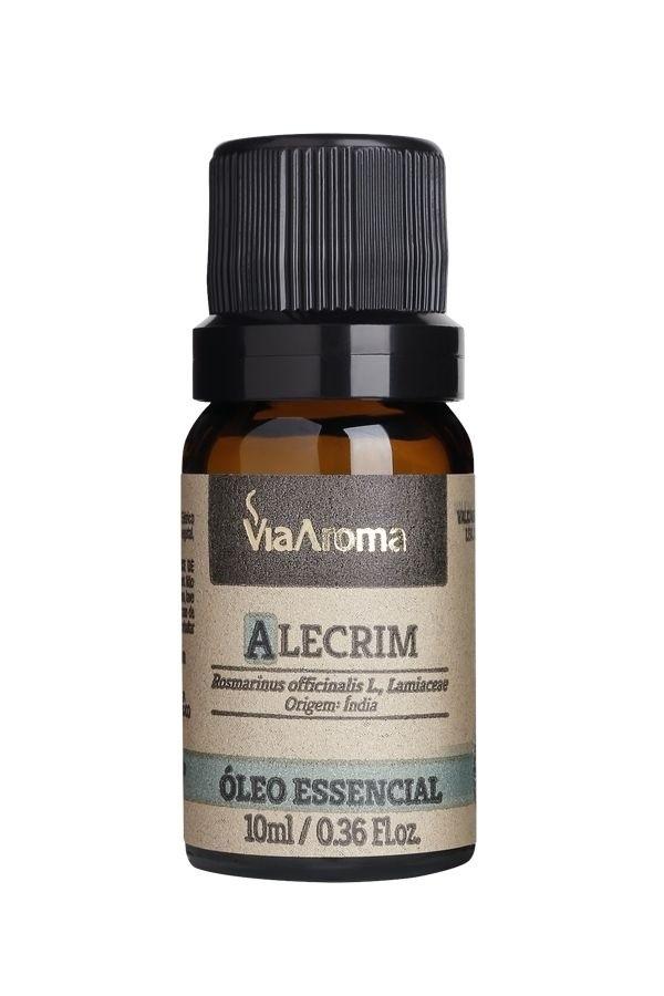 Óleo Essencial Alecrim Via Aroma 10ml