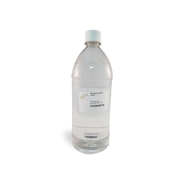 Óleo Mineral USP 1 LITRO