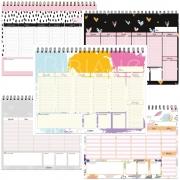 Bloco Planner Semanal de Mesa A4 Evertop
