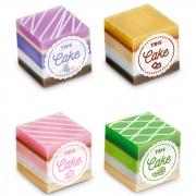 Borracha Cake Perfumada Tris