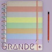 Caderno Inteligente GRANDE +
