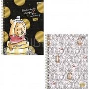 Caderno Universitário Pooh Tilibra