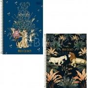 Caderno Universitário Rei Leão Tilibra