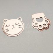Marcador de Página Gato (2 unid) Molin
