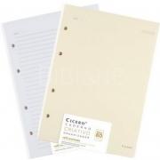 Refil Caderno Criativo Argolado Cícero