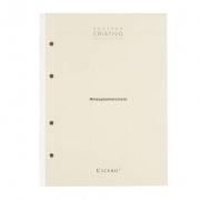 Refil Planner Caderno Criativo Argolado Cícero