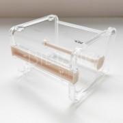Suporte/Dispenser p/ 5 fitas Molin