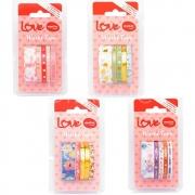 Washi Tape Love (5 unid) Molin