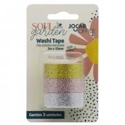 Washi Tape Soul Garden Brilho Jocar Office
