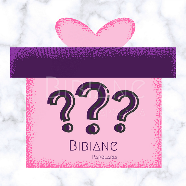 Bibiane Box 15%  - Bibiane Papelaria