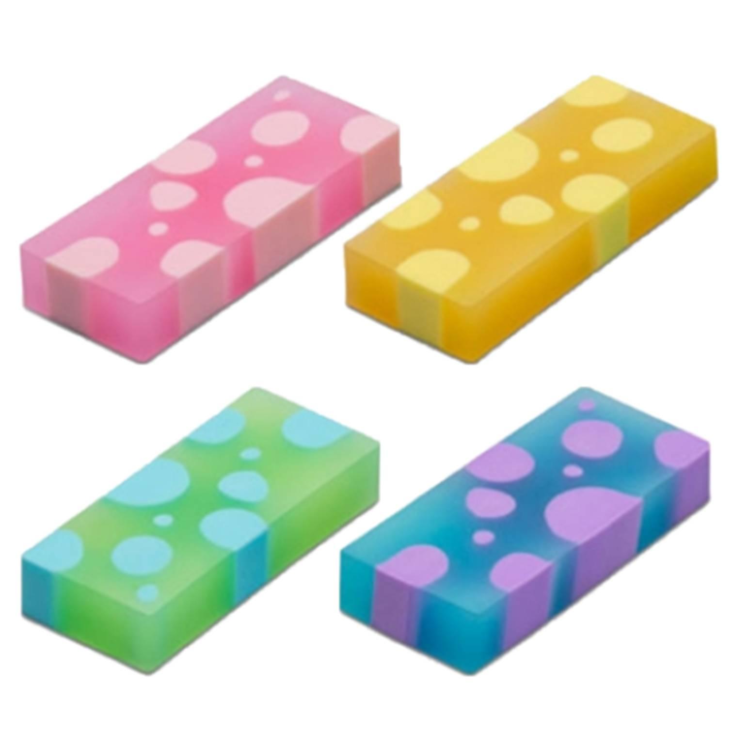 Borracha Jelly Tris  - Bibiane Papelaria