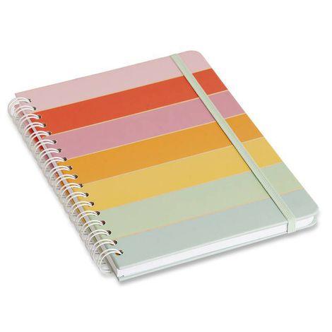 Caderno Espiral Pautado Cícero  - Bibiane Papelaria