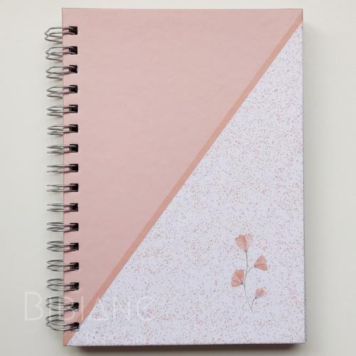 Caderno Flor Luxo  - Bibiane Papelaria