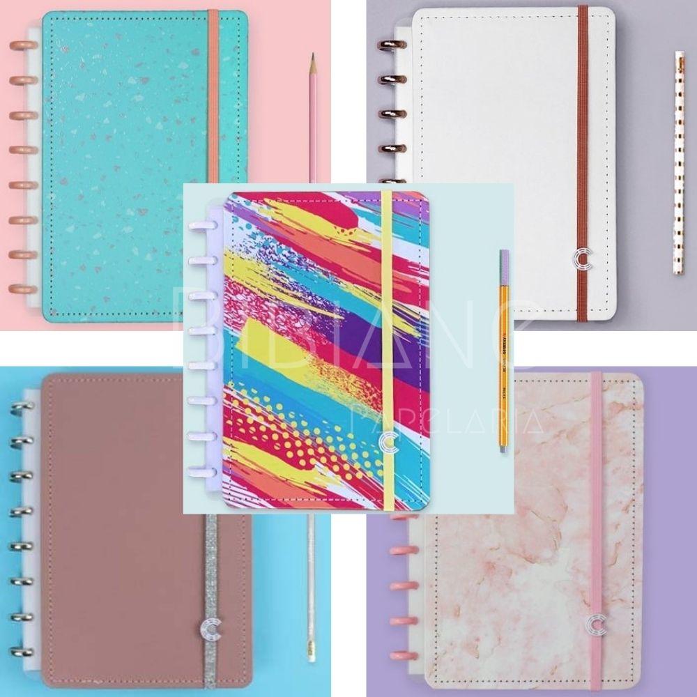 Caderno Inteligente A5  - Bibiane Papelaria