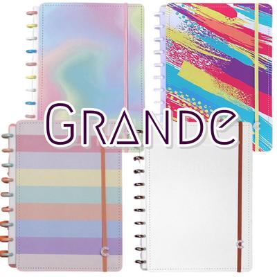 Caderno Inteligente GRANDE  - Bibiane Papelaria