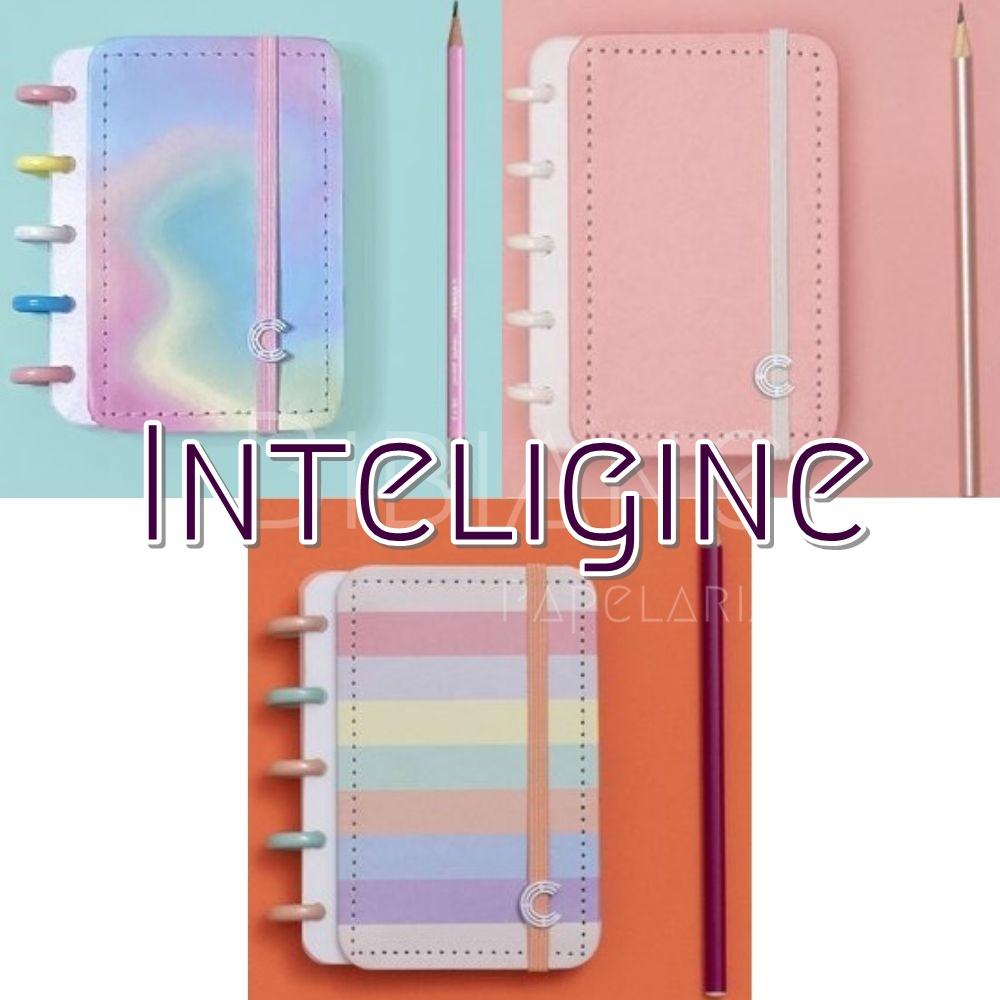 Caderno Inteligente INTELIGINE  - Bibiane Papelaria