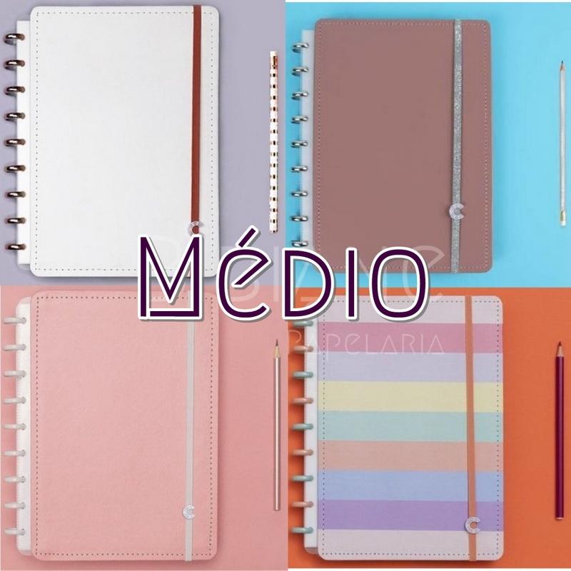 Caderno Inteligente Médio  - Bibiane Papelaria